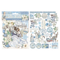 Stamperia - Die-Cuts - Winter Tales