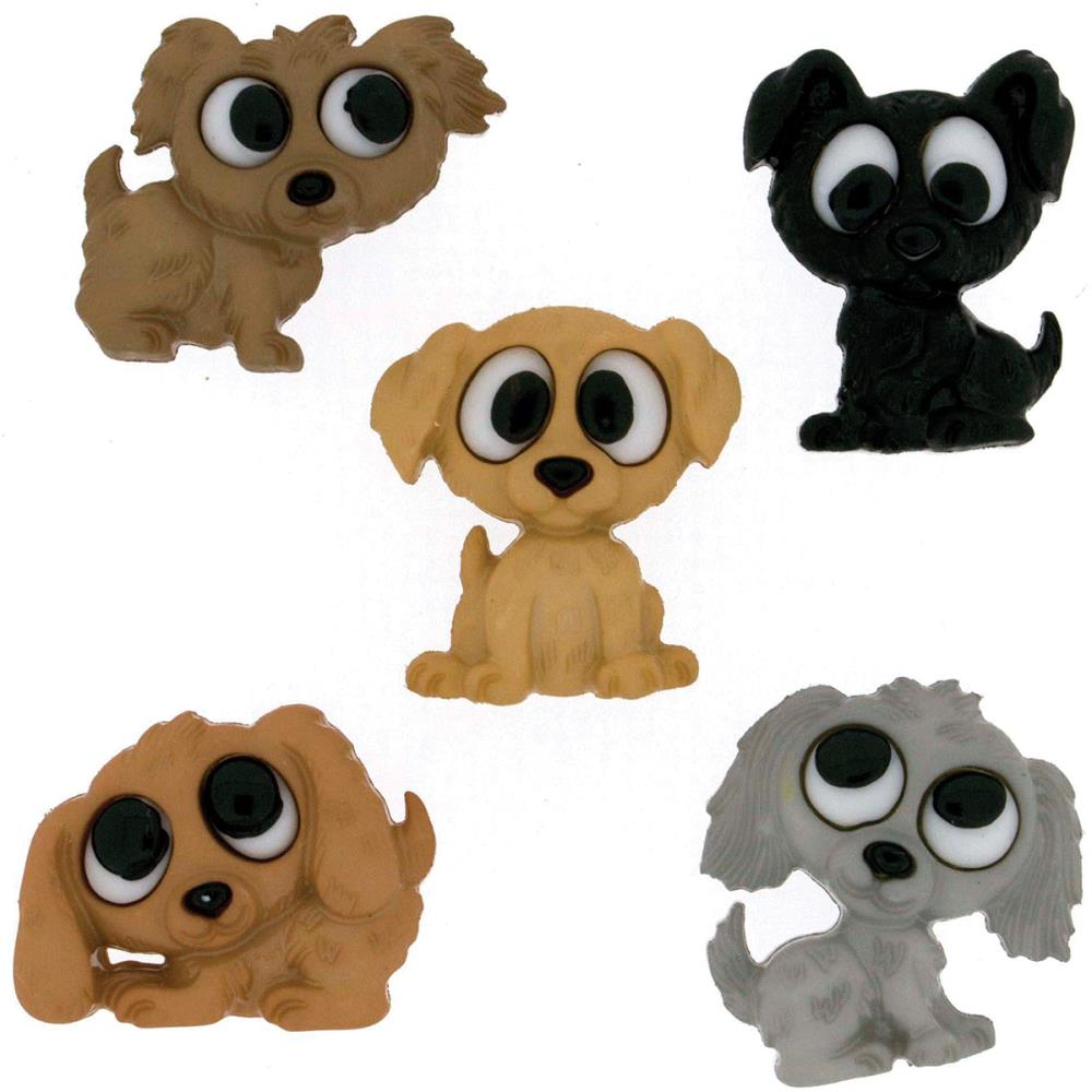 Find It Trading Amy Design Sweet Pet Die - Dogs