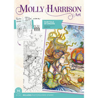 Crafter's Companion - Molly Harrison -  Photopolymere Stamp - Fairytale Of Dreams