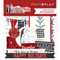 Photoplay - Ephemera - Christmas Cheer