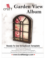 I-Craft Garden View Album