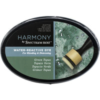 Spectrum Noir - Harmony Water Reactive Ink - Green Topaz