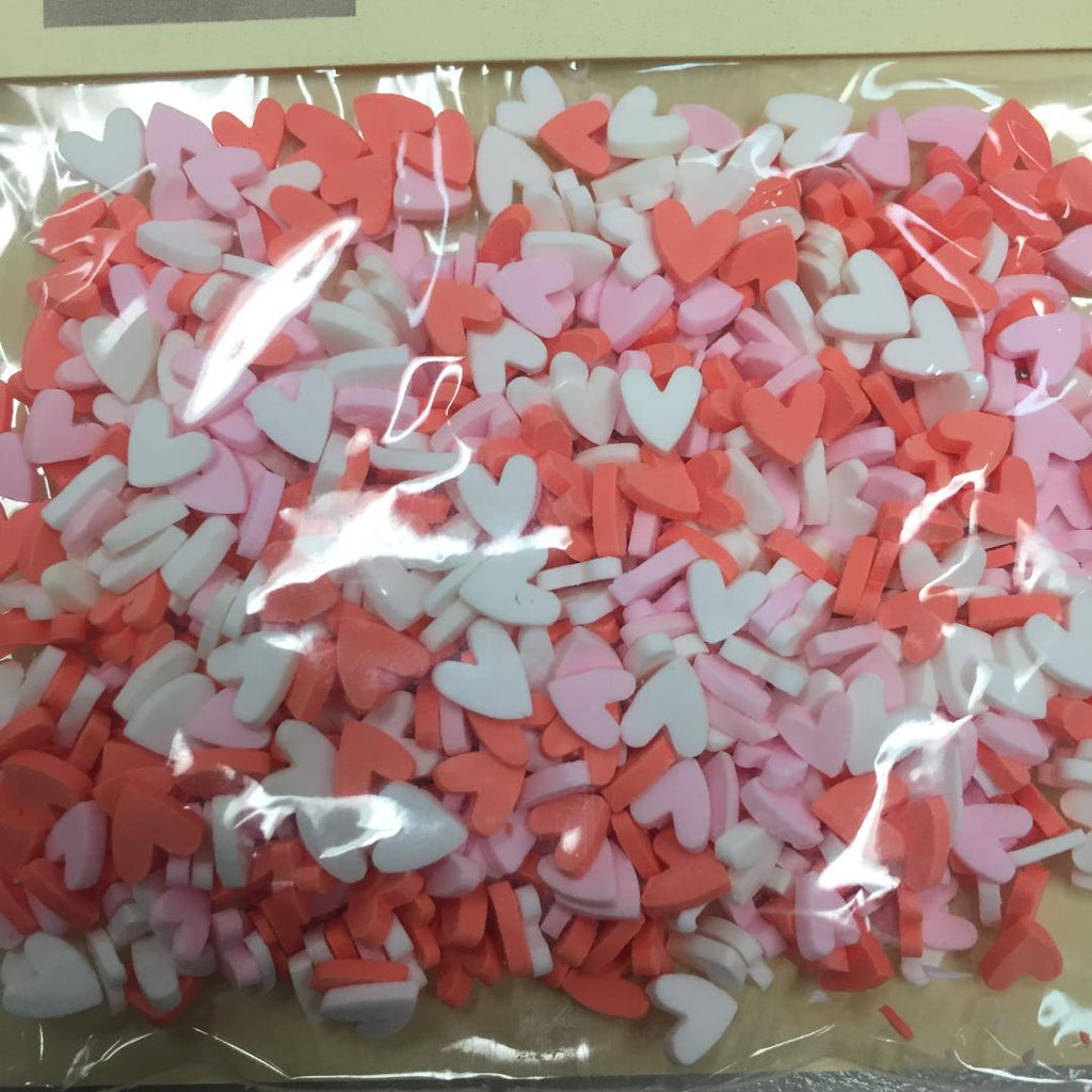 ICraft - Heart Confetti Sprinkles