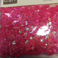ICraft - Misc. Hot-Pink Confetti