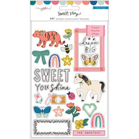 Maggie Holmes - Sticker Book 437/Pkg -Sweet Story