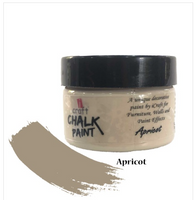 ICraft Chalk Paint - Apricot N