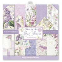 Stamperia Double-Sided Paper Pad 12
