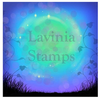 Lavinia Papers - SceneScapes - Midnight Haze 6 x 6