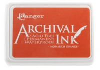 Ranger Mini Archival Ink Pads  - Monarch Orange