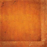 BoBunny Double Dot - Burnt Orange Vintage - 12