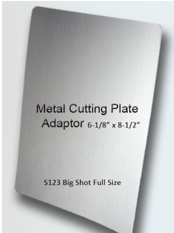 Large Metal Adaptor Plate