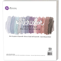 Prima Marketing - Watercolor Paper Pad - 12