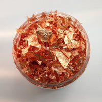 Cosmic Shimmer - Copper Kettle Gilding Flakes