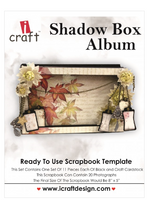 I-Craft Shadow Box Album