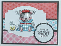 Get Well Card Kit  - Last one!