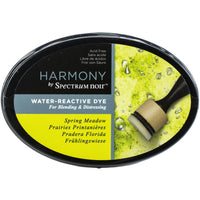 Spectrum Noir Harmony Water Reactive Ink Pad - Spring Meadow