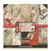 Stamperia - Oriental Garden - Paper Collection