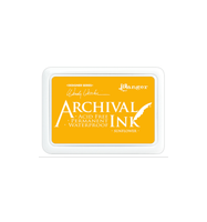Ranger Mini Archival Ink Pads  - Sunflower