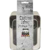 Tim Holtz - Distress Oxide Spray Storage Tin - Holds 12