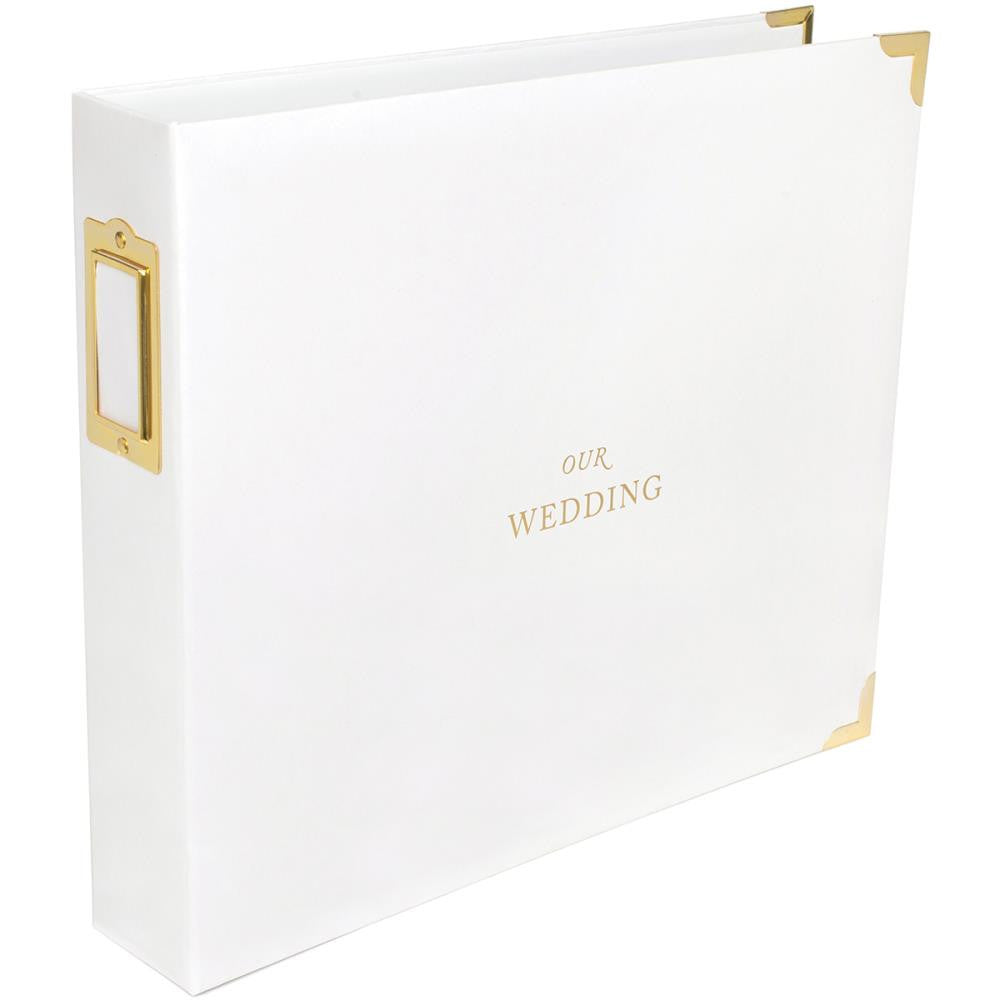 Project Life-Southern Wedding 12x12 D-Ring Album