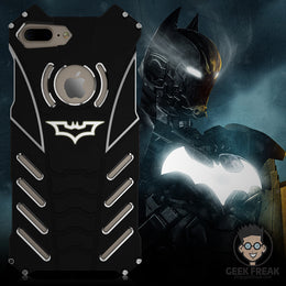 Batman - The Dark Knight: BAT-CASE Anodized Aluminum Phone Case
