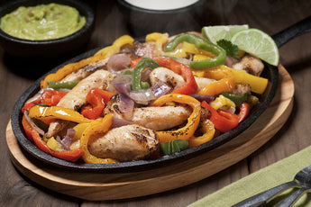 Mesquite Fired Chicken Fajitas
