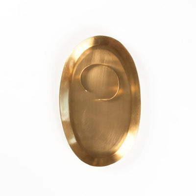 WIDE BRASS CUFF