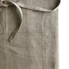 LINEN FULL WORKING APRON