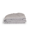 STONE WASHED LINEN THROW