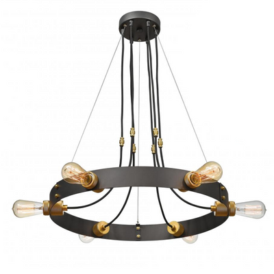 Urban 6 Light Chandelier