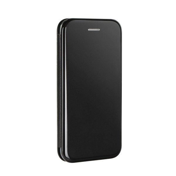 Калъф тип книга forcell elegance premium - samsung galaxy s9 plus черен