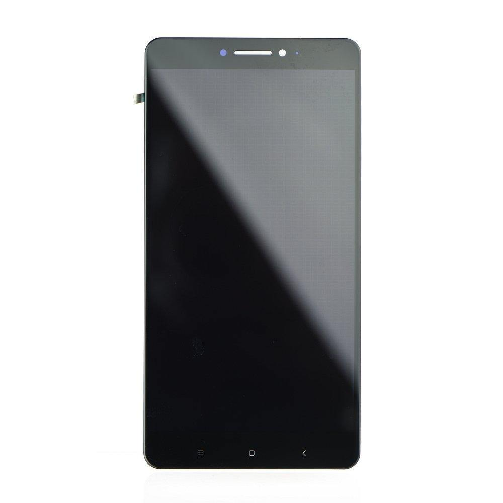 Дисплей xiao mi max with digitizer black