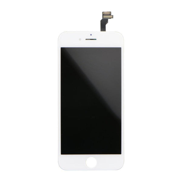 "Дисплей iphone 6 4.7"" с digitizer бял (org material) - Iphone6S"