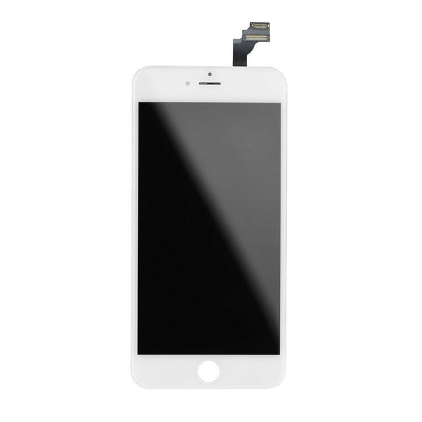 "Дисплей iphone 6+ /6S+5,5"" с digitizer бял hq - Iphone6Plus, prtnr"