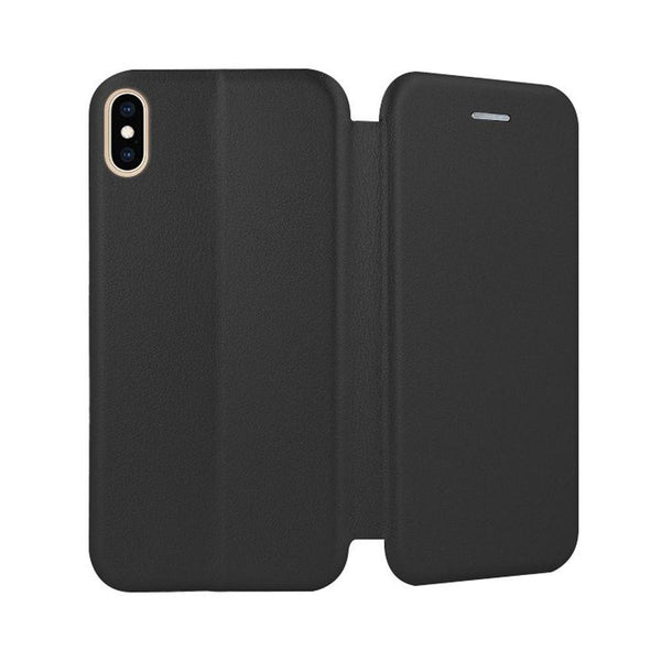 Калъф тип книга forcell elegance - iphone xs max (6,5