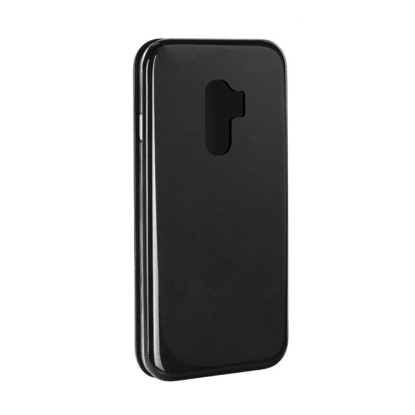 Калъф тип книга forcell elegance premium - samsung galaxy s9 plus черен - S9Plus