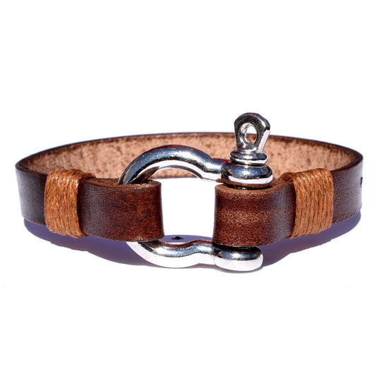 Smooth Leather Bracelet