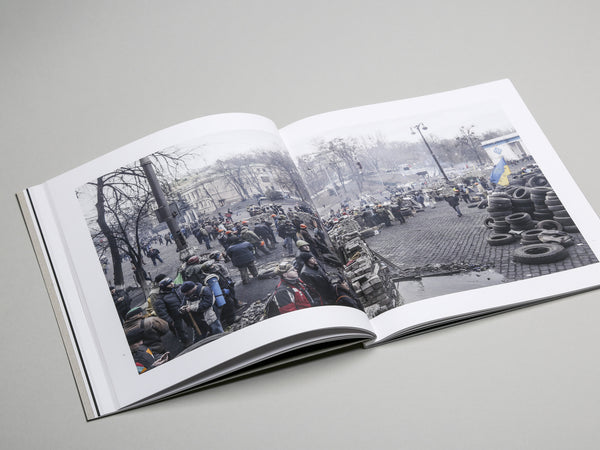 Barricade: The EuroMaidan Revolt