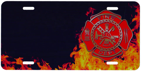 Firefighter Auto Tag