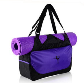 Perfect Yoga Fitness Waterproof Yoga pillow Bag - BELLADONNA
