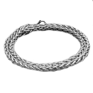 Titanium Steel Necklaces for Men in Assorted Lengths and Width - BELLADONNA