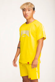 YELLOW  LUXURY SHIRT