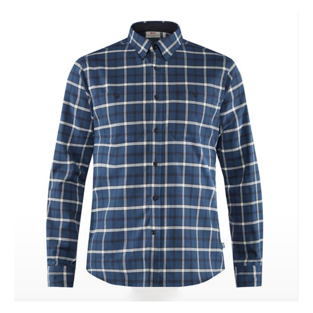 Fjallslim Shirt - Juniper Millbrook