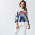 The Catalina Travel Sweater - Juniper Millbrook