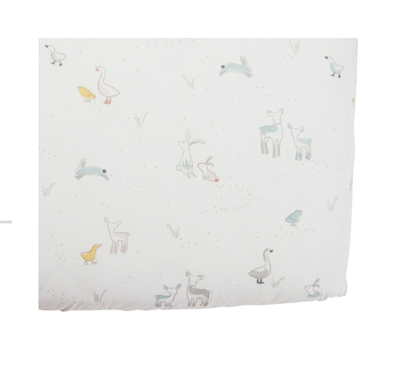 Crib Sheet - Juniper Millbrook