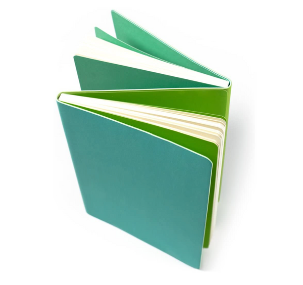 Flipside Double Sided Notebook - Juniper Millbrook