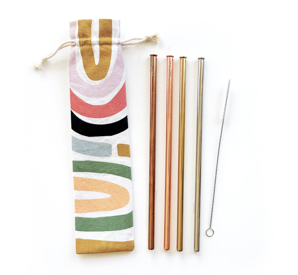 Reusable Straws - Juniper Millbrook