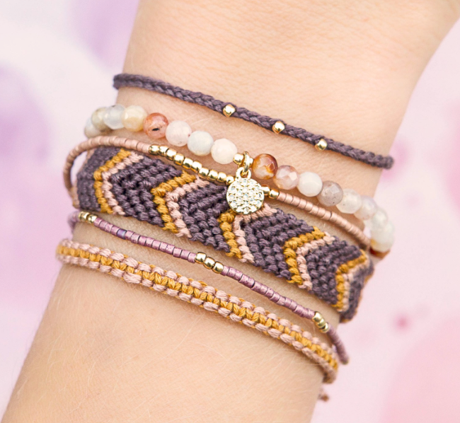 DIY Bracelet Set - Juniper Millbrook