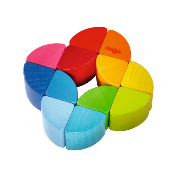 Rainbow Ring Clutching Toy - Juniper Millbrook