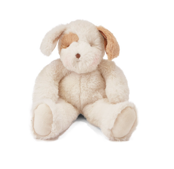 Handcrafted Plush Puppy - Juniper Millbrook